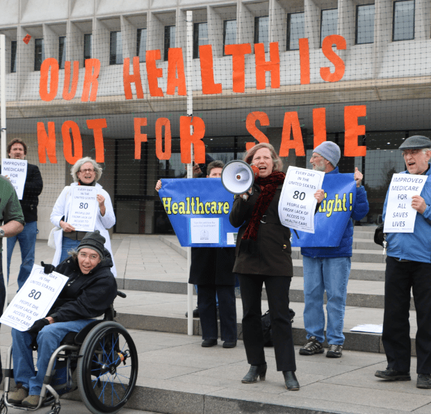 International Day of Action for Public Health Care
