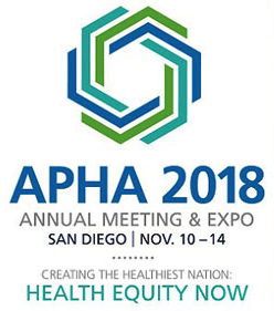 APHA 2018 Annual Meeting: PHM-NA recommended events & sessions