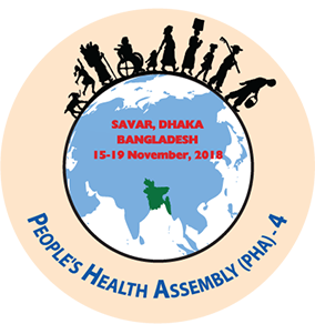 Declaration of the 4th People's Health Assembly