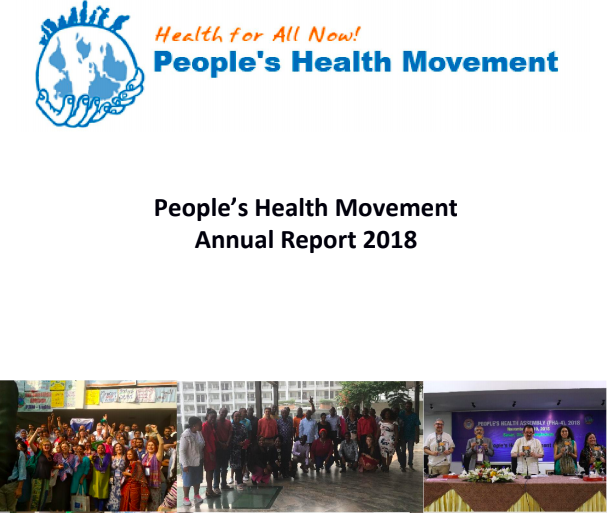 (English) «The magic of the people's strength»: PHM 2018 Annual Report