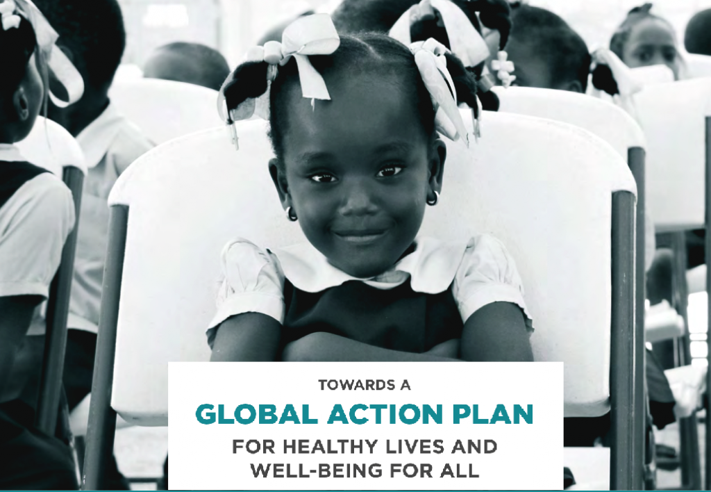 Civil society commends, critiques Global Action Plan on SDG3