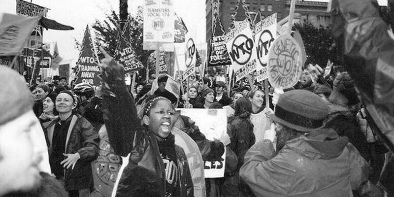 WTO+20: Commemorating 20 years since the WTO protests in Seattle