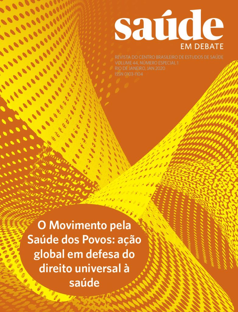 Saúde em Debate: Special edition on the People's Health Movement