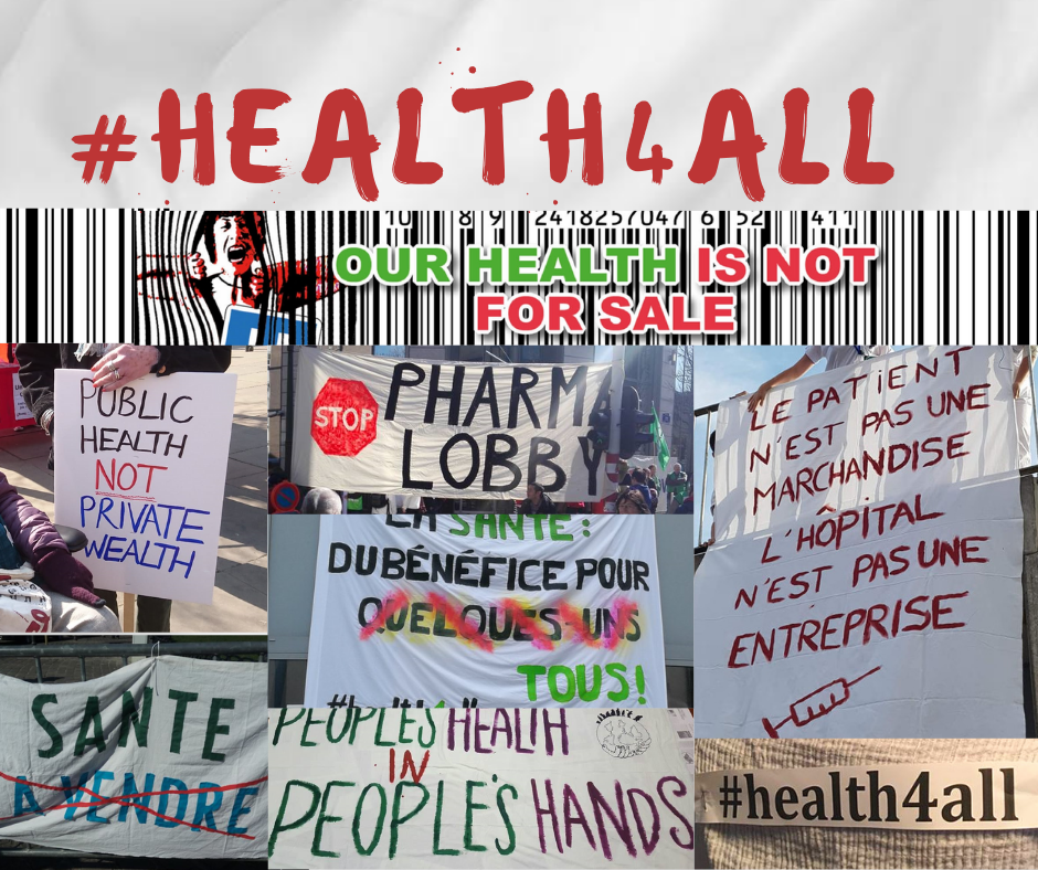 April 7: International Day of Action for #Health4All