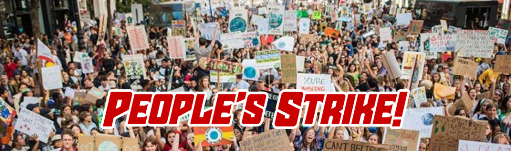 PHM-USA Endorses the People's Strike!