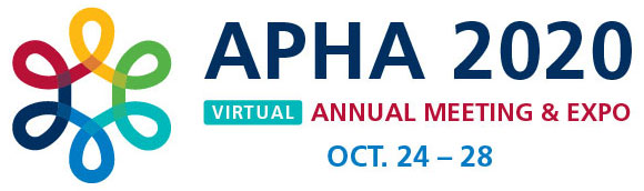 APHA 2020 Annual Meeting: PHM-NA Recommended Sessions & Activities
